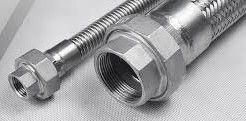 Wąż przemysłowy - węże metalowe