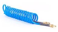 Poliamidowe poliuretanowe spiralne PVC